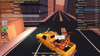 Roblox K A P Team in jailbreak PART 3