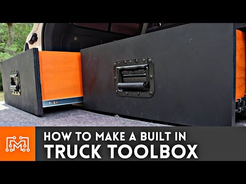 Land Cruiser Toolbox // How-To