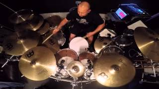 Sodom - The Art of Killing Poetry - Drum cam