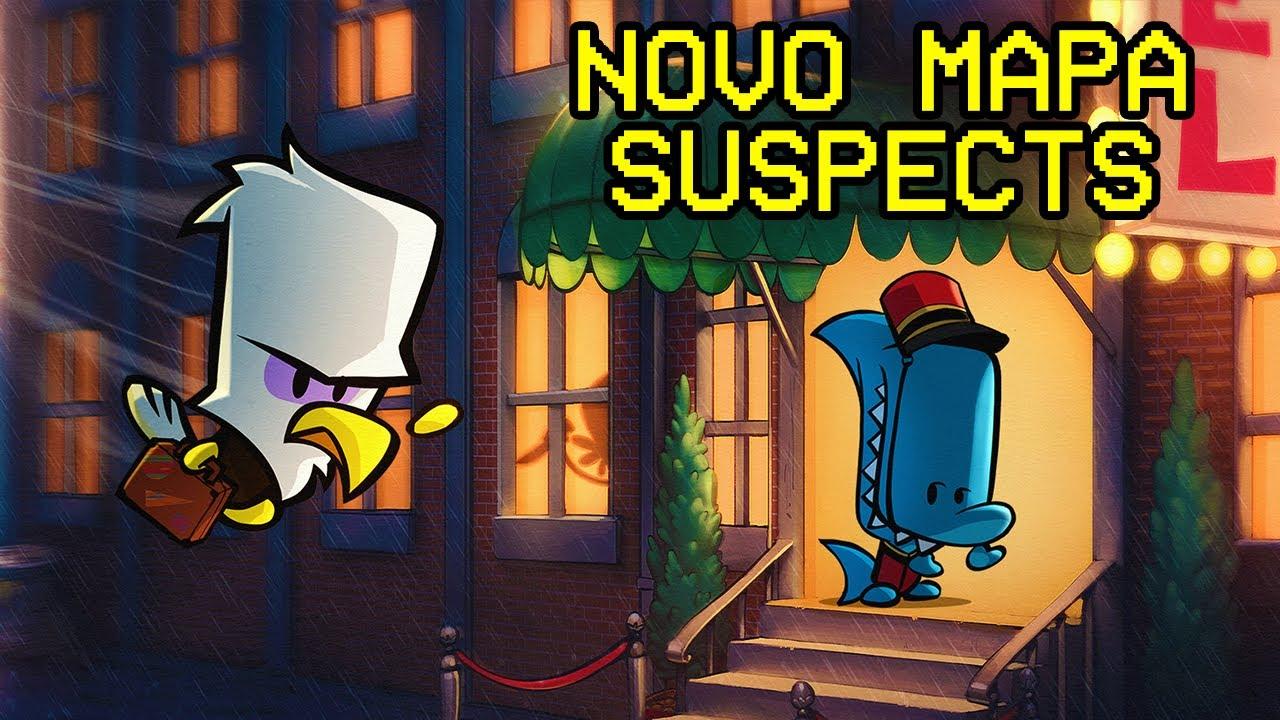 Suspects NOVO MAPA HOTEL