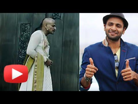 Vaibhav Tatwawadi in Bajirao Mastani - Marathi Entertainment - Sanjay Leela Bhansali Film