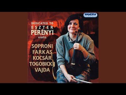 Sonata per Violino Solo I. Allegro moderato