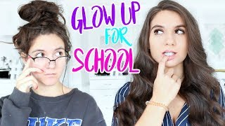 14 WAYS To GLOW UP For Back To SCHOOL !