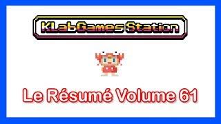 KLab Games Station : Le Résumé Volume 61