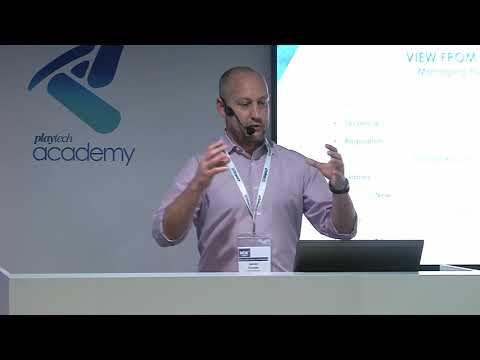 ICE2019: James Frendo Panel : Playtech Casino - Product And Platform
