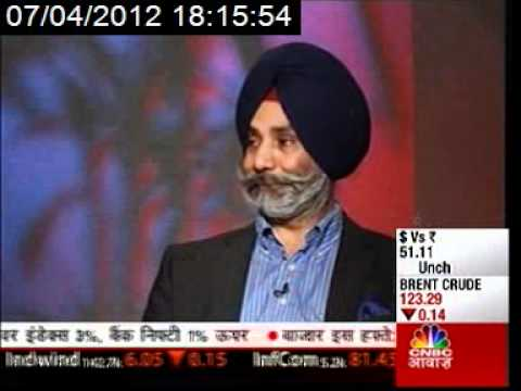 Special Interview with Taraninder Singh - CNBC Future Cities of India - Mohali