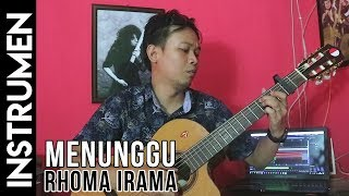 Fingerstyle Rhoma Irama Menunggu