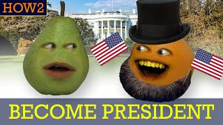 HOW2: How to Become President!