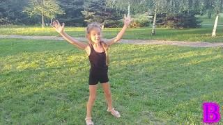 Моя тренировка. Как правильно научить ребенка делать колесо | Your bad leg cartwheel