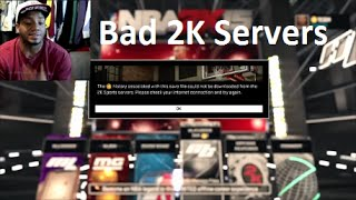 "NBA 2K15 ""Cant Connect to 2K Servers Problem"""