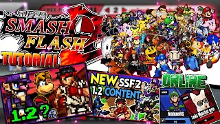 Super smash flash 2 v0.8b