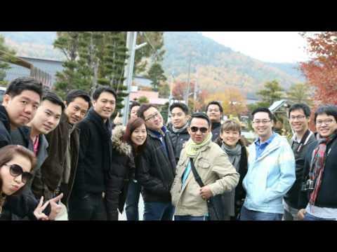Cisco Japan Trip 2013