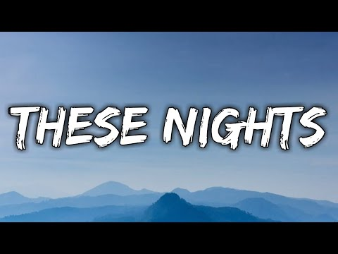Rich Brian & CHUNG HA - These Nights (Lyrics)