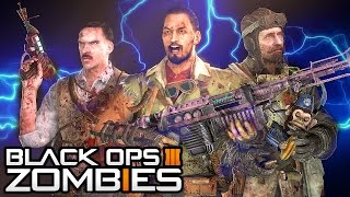 TOP 5 Wonder Weapons in Black Ops 3 Zombies!