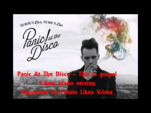 Piano Ver. This is Gospel by panic at the disco