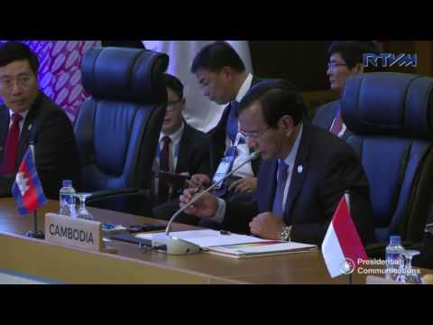 ASEAN-Japan Ministerial Meeting 8/6/2017