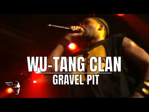 Wu-Tang Clan - Gravel Pit (Live At Montreux 2007)
