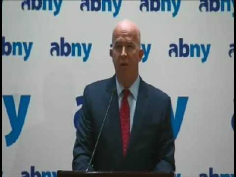 Police Commissioner James O'Neill, ABNY Breakfast 2016