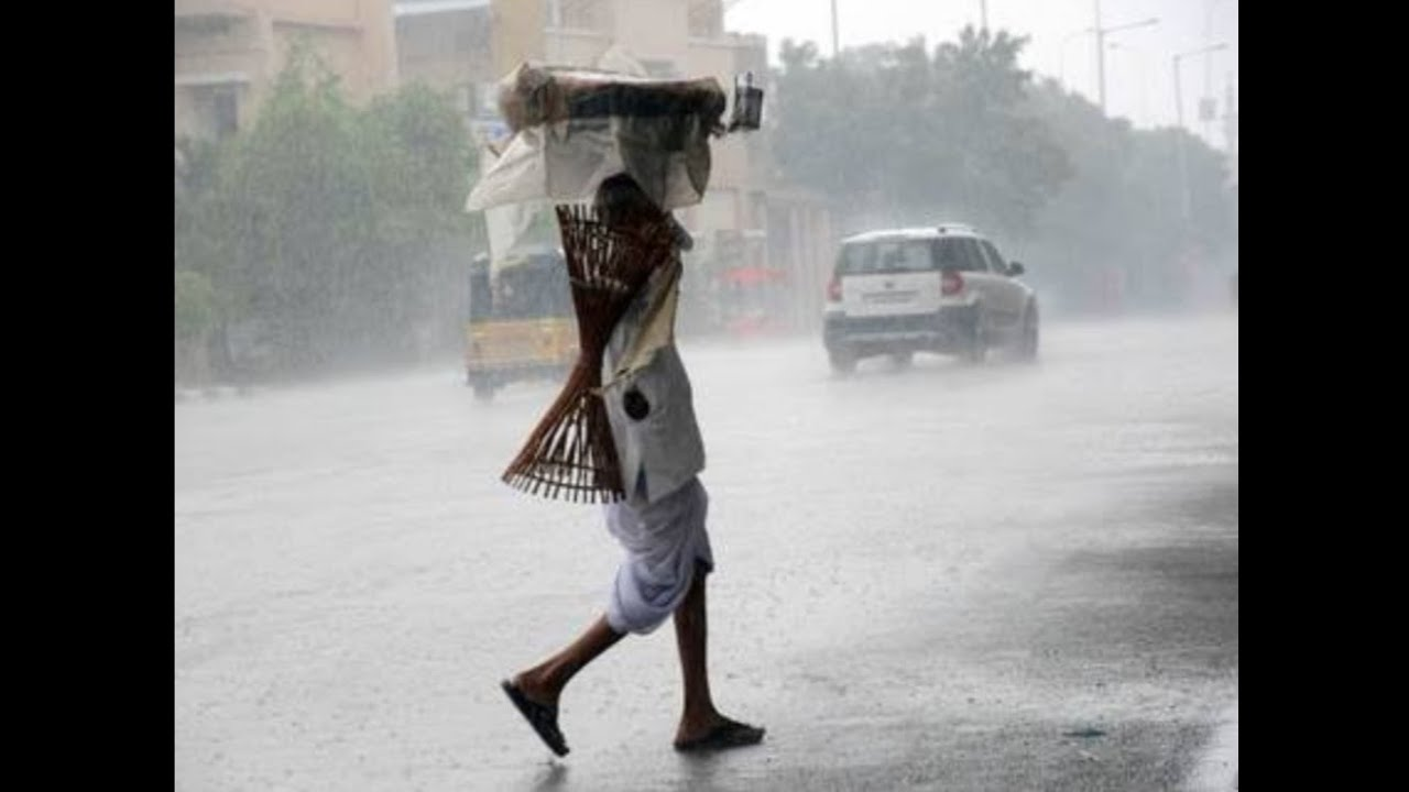Heavy rainfalls till July 4th in Hyderabad, Warns IMD | Siasat English Express @ 3:30pm