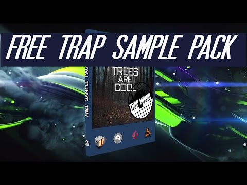 Trees Are Cool Collective & Trap Mania Free Sample Pack