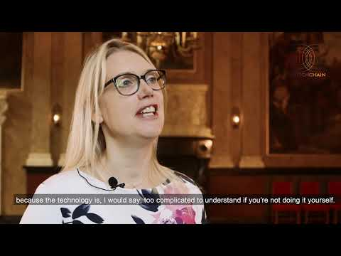 Petra Hielkema, Dutch Central Bank | Blockchain innovation in banking and finance