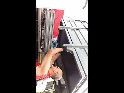 Установка бортовой платформы ГАЗель NEXT с тентом на грузовой автомобиль Газ 3302 | Газель Некст