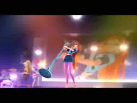 Winx Club Du bist es Musikvideo