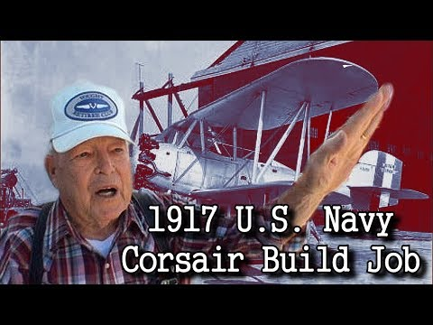 How To Build Airplanes - Part 2 - Into The Vought Plant We Go!