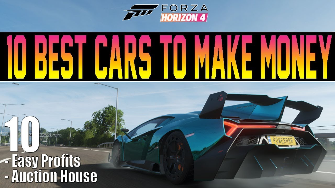 Best Buy Auction >> Forza Horizon 4 10 Best Cars To Make Money Buy Sell On Auction House