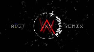 Alan Walker - Sky [Adit Permana REMIX]
