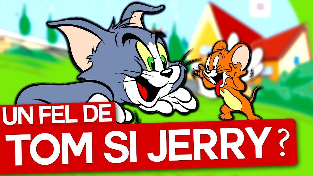 UN FEL DE TOM SI JERRY ! Ratty Catty