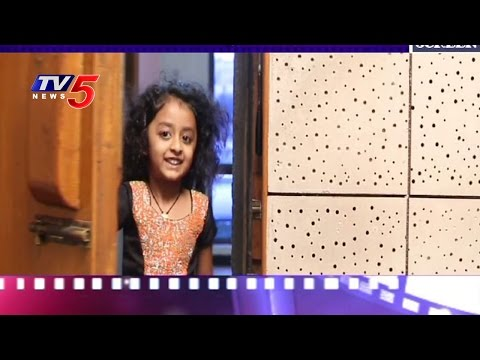 Shivi | Smita's Daughter Sings Baha Kiliki Song | Baha Kilikki | TV5 News