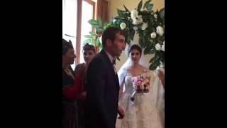 Встреча жениха и невесты / Армянские свадебные песни и танцы / Армянская свадьба в Ереване 2018
