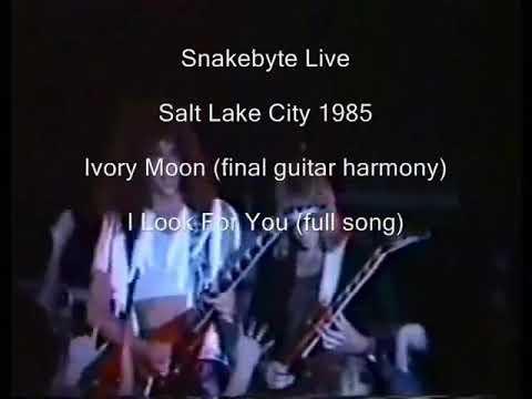 SNAKEBYTE- Live Salt Lake City (1985)