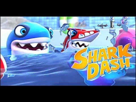 Lets play shark dash #1
