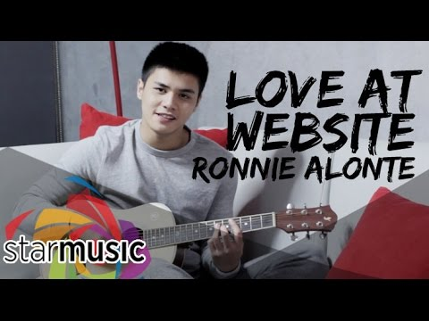 Ronnie Alonte - Love at Website (Official Music Video)