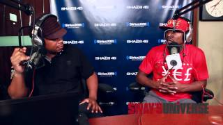 Mayweather Freestyles, and Speaks on 50 Cent, Canelo & Manny Pacquiao on Sway in the Morning