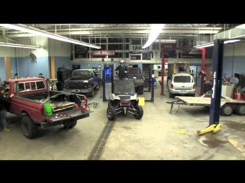 Harlem Shake - Sault Area Career Center AutoShop