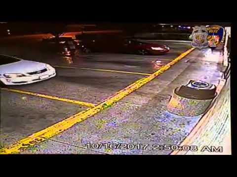 Raw: Baltimore police fatally shoot robbery suspect