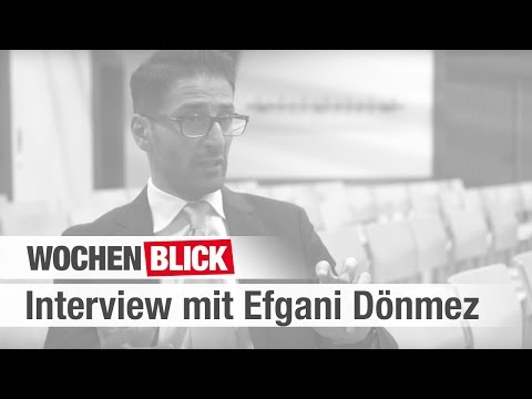 """Wochenblick""-Interview mit Efgani Dönmez"