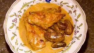 Recette : le traditionnel poulet à la moutarde bourguignon - Météo à la carte