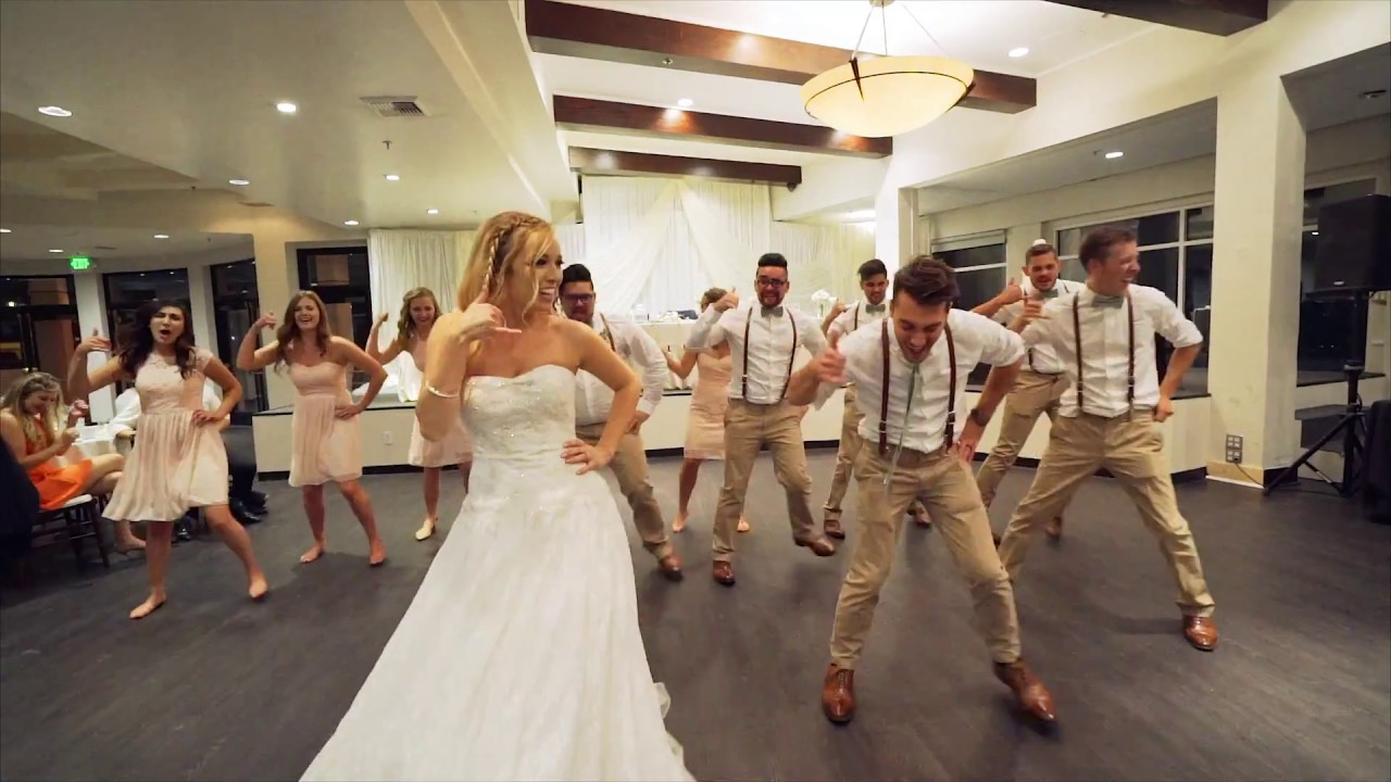Queen Bridal Party Flash Mob (Don't Stop Me Now)