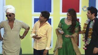 Long Te Elaachi New Pakistani Stage Drama Full Cpmedy Play 2018