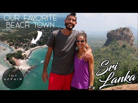 SRI LANKA- WHERE TO START?? | SIGIRIYA TO TRINCOMALEE