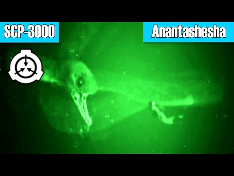 SCP-3000 Anantashesha | Object Class: Thaumiel | Aquatic / Cognitohazard scp