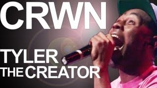 CRWN with Elliott Wilson Ep. 1 Pt. 1 of 4: Tyler, The Creator