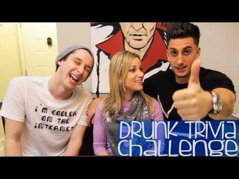 DRUNK TRIVIA CHALLENGE