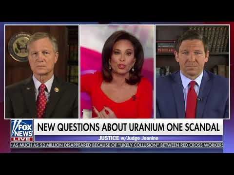 Ron DeSantis: Russia 'Underhandedly' Exported Uranium Out of the U.S. in Violation of the Law