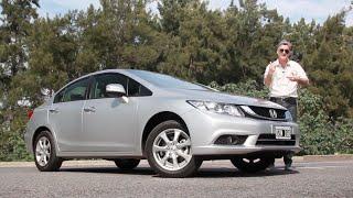 TN Autos Programa 61 | Mini Test Honda Civic