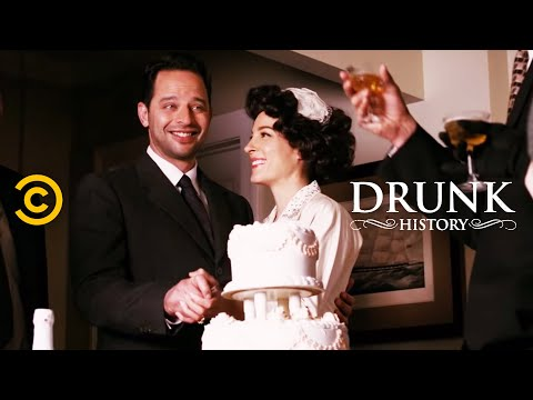 Drunk History - The Reagans' Big Romance